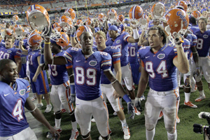 Its on now: Florida at Alabama, with both undefeated