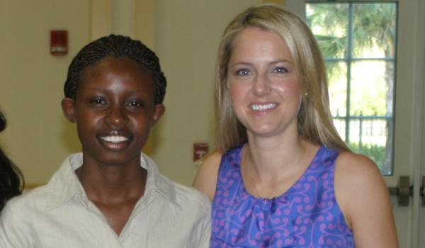 Rwandan speakers inspire with stories of hope