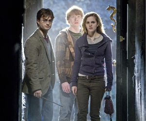 'Potter' a film franchise like no other: Box-office wizardry nears its end