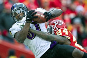 Ravens' defense batters Chiefs in 30-7 win