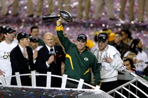 Rodgers leads Pack past Steelers