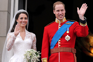William and Kate's wedding 'a big British event'