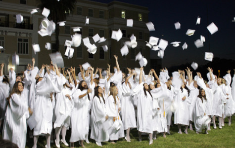 Academy graduates celebrate with traditions and joy