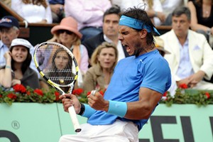 Nadal joins the race to be the best in history