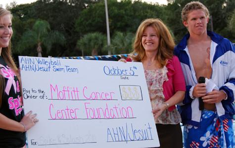 Spike and Splash raises $7,810 for Moffitt Cancer Center