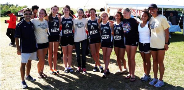 Cross Country Team wins third place at Regionals, advances to States on November 19