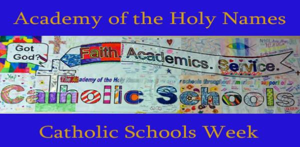 2012 Catholic Schools Week: Got God?...and spirit?!