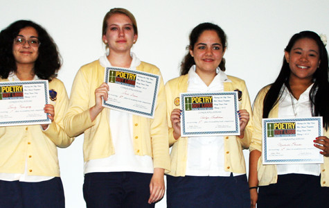 Sophomore Emily Rodriguez captures 2012 POL title