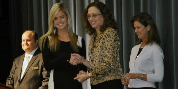 Class of 2013 Ring Ceremony draws on tradition