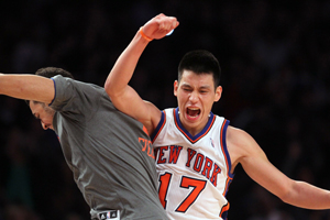Linsanity sweeps across NBA and Pacific