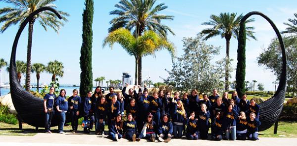 Spanish+III+classes+take+surreal+trip+to+Dali+Museum