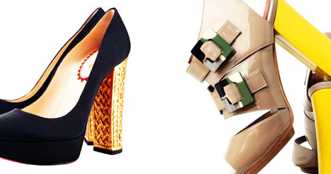 Spring shoe styles add kick to your wardrobe