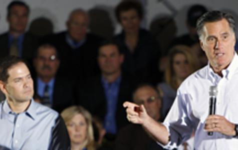 Florida senator could be Romney's VP nominee