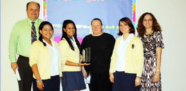 Robotics team captures another accolade in Boca Raton