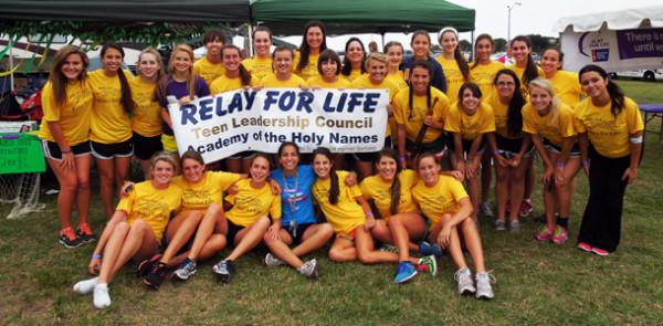 Relay for Life successful despite early rain-out