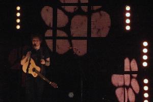 British musician Ed Sheeran kicks off first US headlining tour in Orlando
