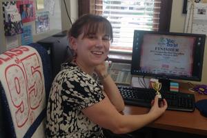 Mrs. Krukar sets her own pace at AHN and beyond