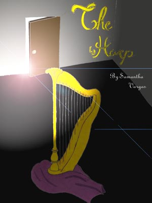 Follow a boy's journey to play a harp.