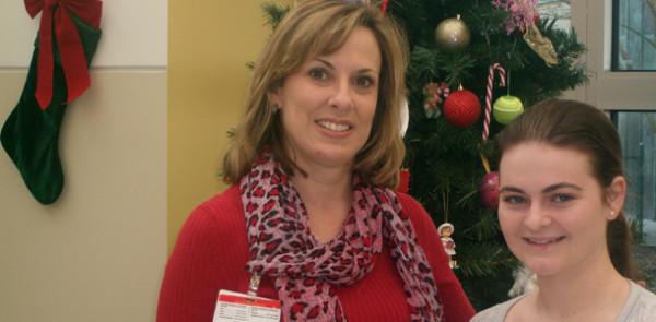 Beta Club member leads fundraiser for St. Joseph's Hospital