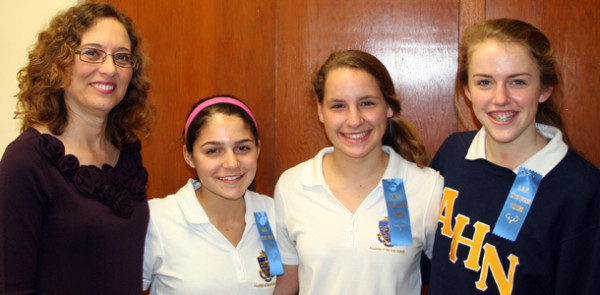 Three+freshmen+selected+for+Esse+Quam+Videri+Award
