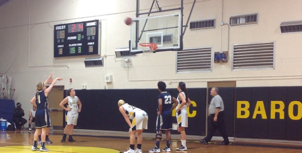Varsity Basketball's 51-17 win over SPC sets up promising post-season