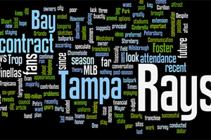 Keep the Rays in Tampa Bay!
