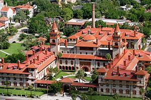Mini-course visit to Flagler College blends history with academic excellence