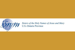 Sisters of the Holy Names announce logo contest for AHN students