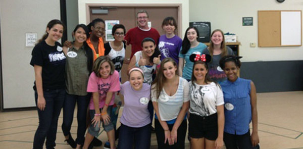 Enriched with the skills learned with the Disney professionals, the choir can not wait to use them back in Tampa.
