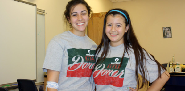 Interact Spring Blood Drive exceeds its goal by 10 pints