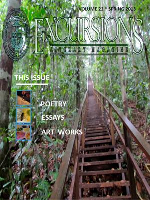 Excursions Literary Magazine now available online