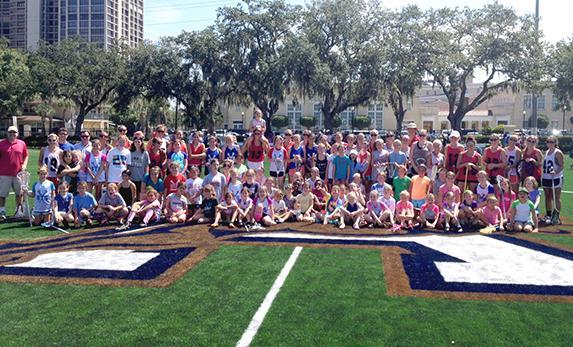 Academy welcomes new lacrosse season