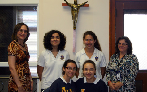 Academy congratulates the 2013-2014 National Hispanic Scholars