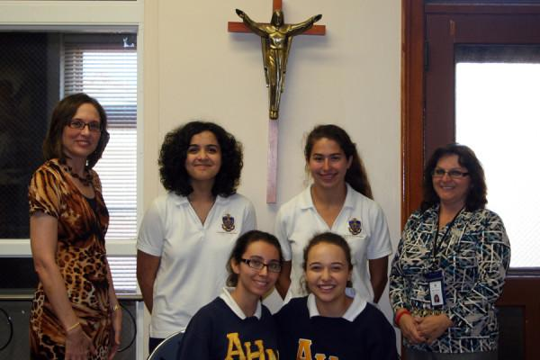 Academy+congratulates+the+2013-2014+National+Hispanic+Scholars