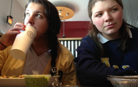 Chipotle Thursday thrives as a new Academy girl tradition
