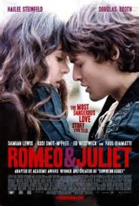 Official Romeo and Juliet movie poster.