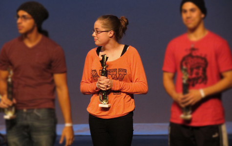 Lexi Nieto wins the Best Comic Supporting Actress Minor award.