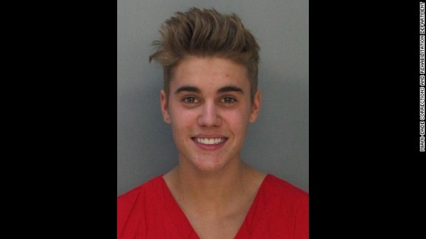 Baby, baby, baby, no!: Bieber arrested on DUI charges