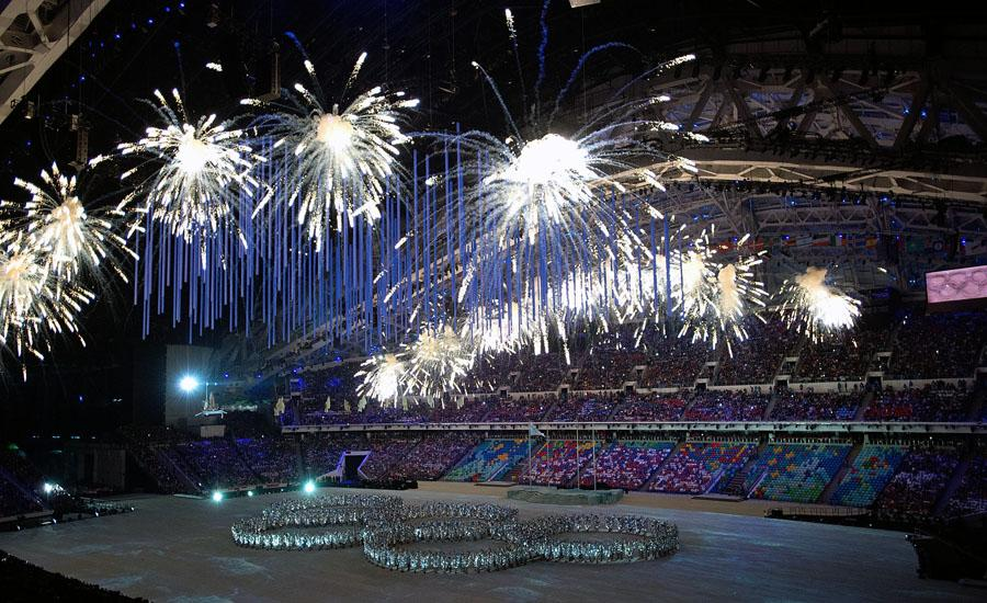 Sochi's Winter Olympic Closing Ceremony closed the this years Olympics with unforgettable sights and sounds.