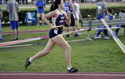 Senior Natalie Hahn proposed the cartwheel idea.