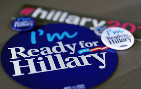 Hillary Clinton stickers and decals have already been seen on cars in the Tampa area.