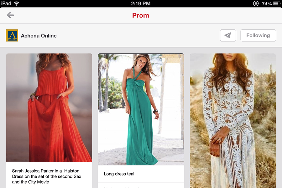 Check+out+the+Achona+Pinterest+for+the+staff%27s+favorite+dress+styles%21