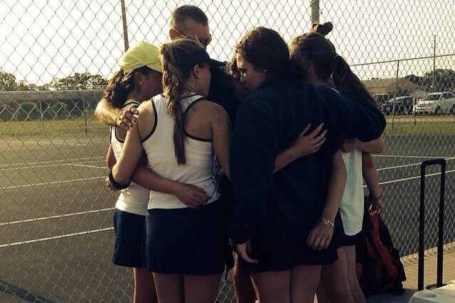 AHN Tennis team advances to Finals