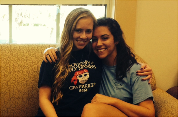 Lauren and Nicole are both very excited to begin a new chapter of their lives.