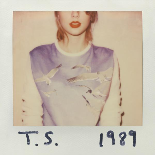 The album cover for 1989. Courtesy of Big Machine Records.