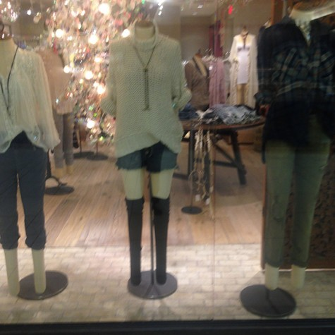 You can find this look at Free People at International Plaza.