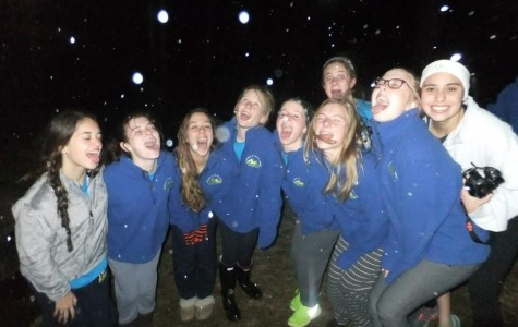 North Carolina missionaries enjoying the snow!