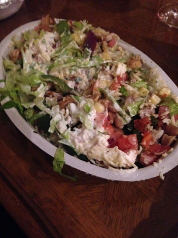 Chipotle bowls are always sure to satisfy!