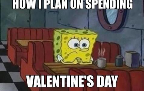 Valentines Day: Couples vs. Singles