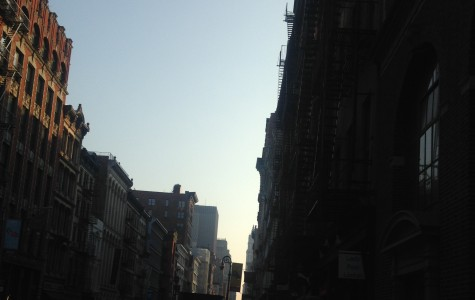 Soho buildings have great character!